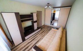 Гостиница Хостел Крылья 1-а комнатная квартира «Ромашка» Чебоксары