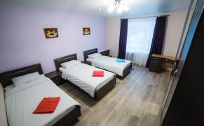 Гостиница Хостел Крылья Койко-место в женской комнате Чебоксары