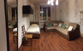 Гостиница Хостел Крылья 2 комнатная квартира «Семейная» Чебоксары